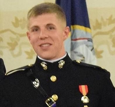 Kraft was headed for USMC's Mountain Warfare Training Center near Bridgeport.