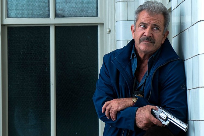 Dragged Across Concrete: Mel Gibson is cannily cast in S. Craig Zahler's thriller.
