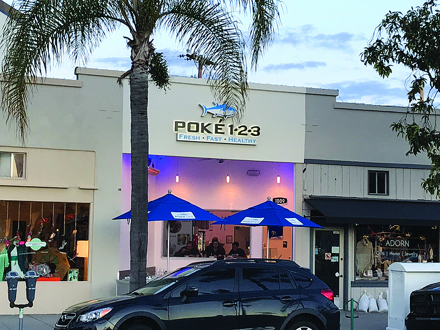 Poke 123 Coronado. IB store is a couple of bucks cheaper, but this is still good value.