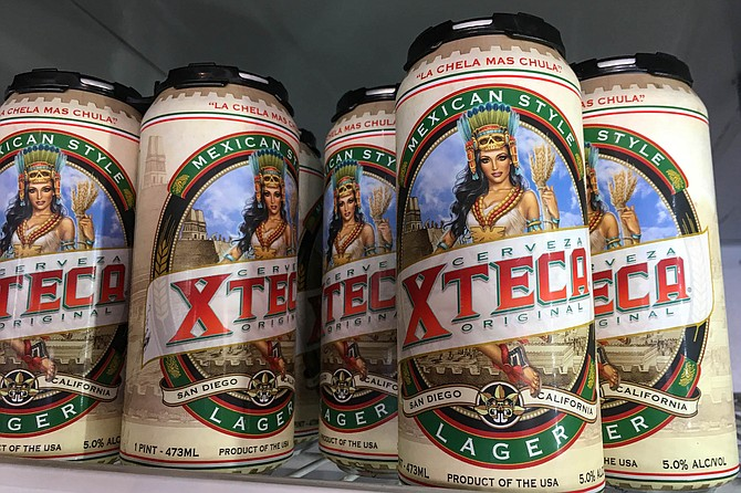 Mexican Style Lager by Cerveza Xteca