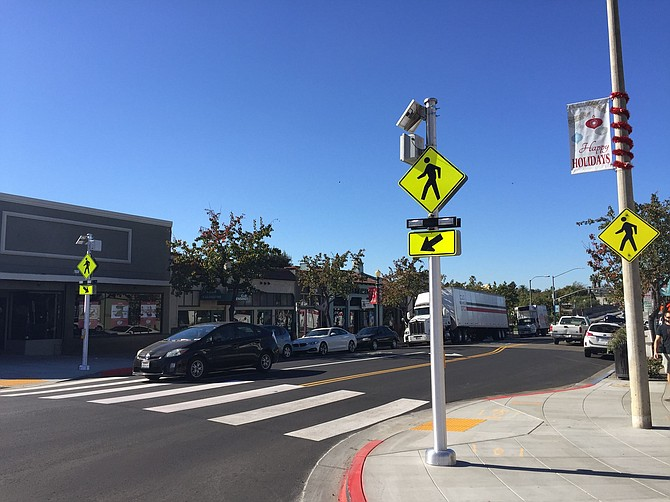After the fatal 15, the city has plans for a about three hundred more crosswalks until 2023.