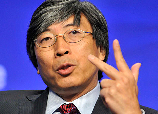 "Patrick Soon-Shiong:  ""We're obviously now one to two years behind. But it won't take us long."""