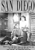 San Diego Magazine cover article, 1956