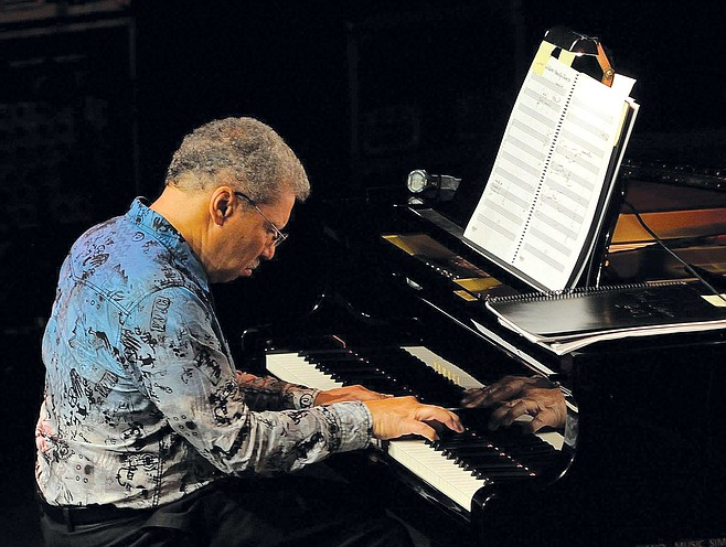 Anthony Davis incorporates the fusion of opera with jazz