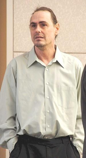 Edward Nett, 52, in courtroom January 28, 2019.