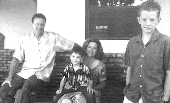 T. Jefferson, Tommy, Rita Parker, Tyer Rice - Image by Dave Allen