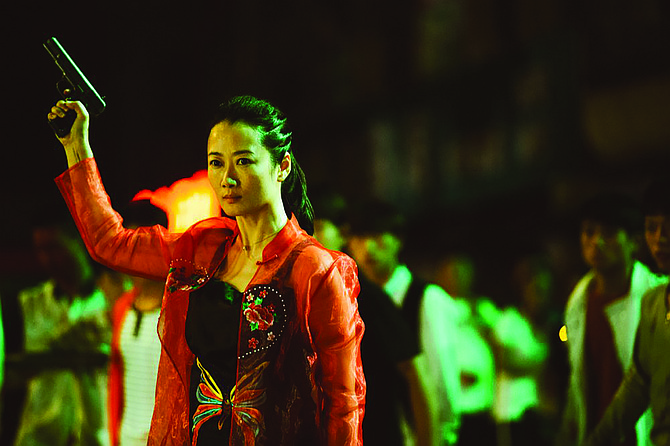 Ash is the Purest White: Tao Zhao fires the shot heard 'round the theater.