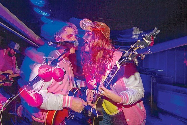 The Havnauts' undeniable talent has landed them two nominations for this year's San Diego Music Awards.