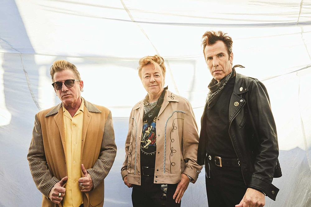 The regrouped Stray Cats will release their first record in 26 years on Encinitas-based Surfdog Records this year