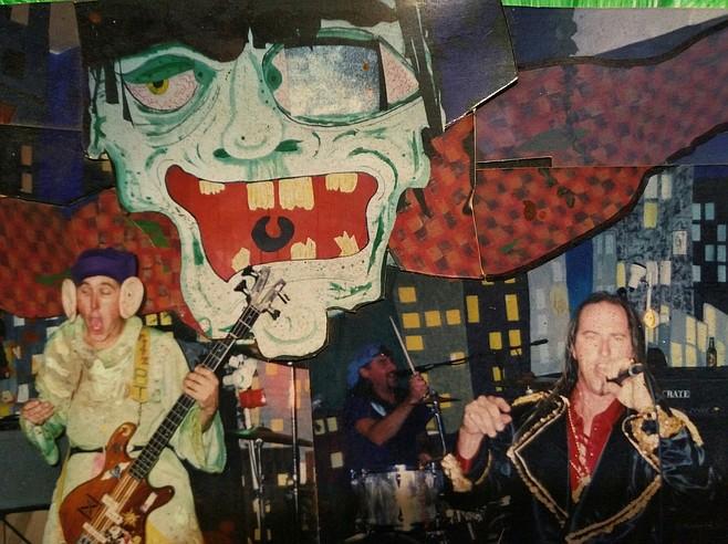 Pink Floydian grandiosity on a garage band budget.