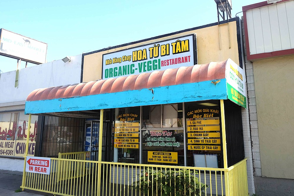 Newly opened in Little Saigon, within the greater City Heights neighborhood