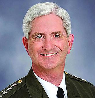 Sheriff Bill Gore – called out for shut-down of closed-circuit TV
