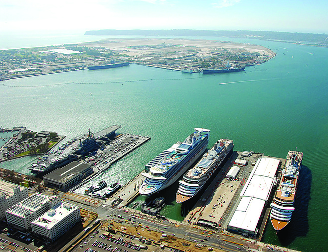 San Diego's dual importance as a military and commercial port made it an inviting target for ransonware extortion.