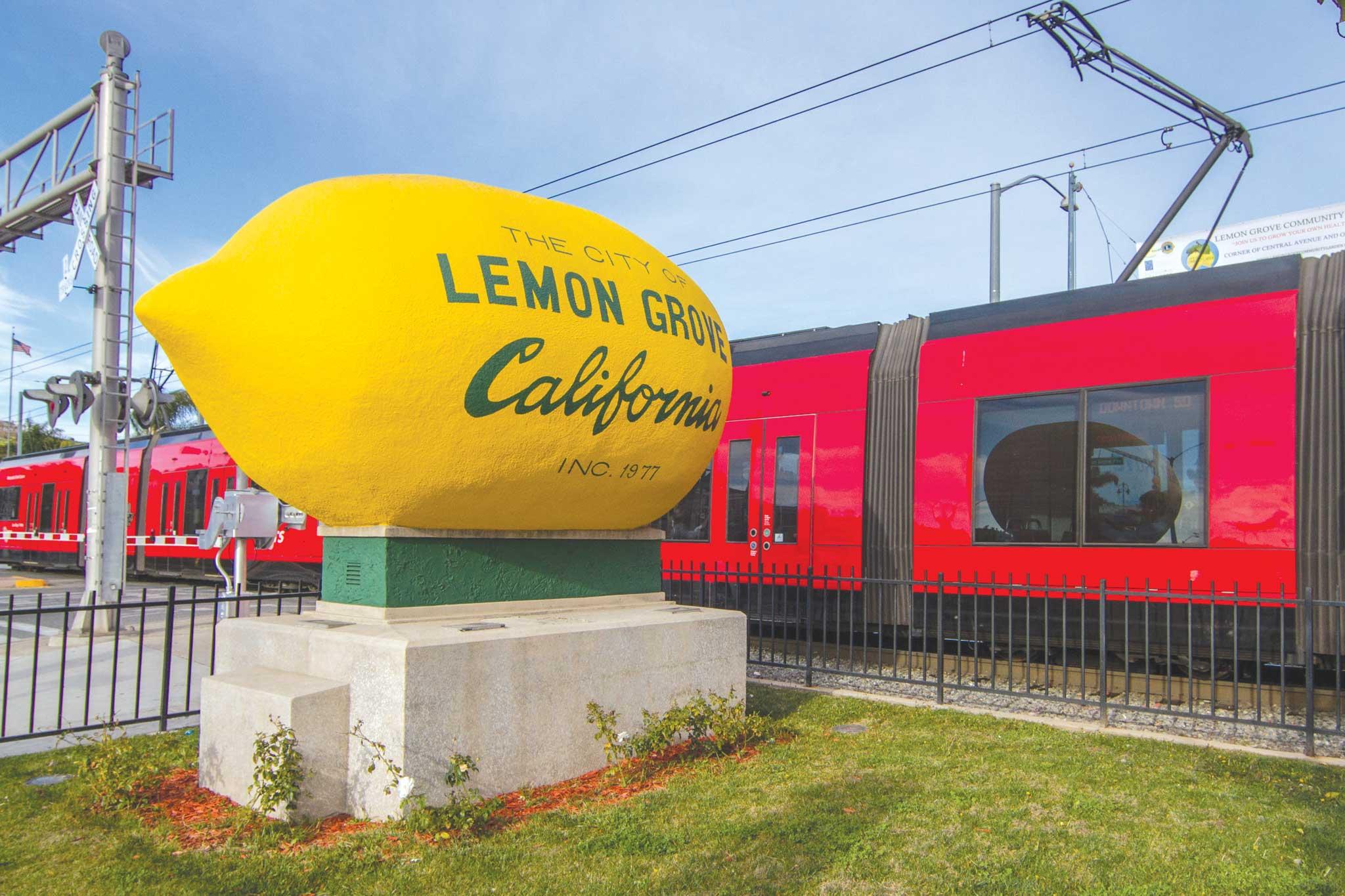 35 Glimpses At Lemon Grove San Diego Reader