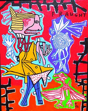 Peter J. Geise: Tijuana Art Series