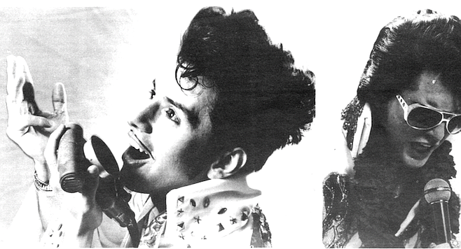 Robert Lopez, Eddie Powers