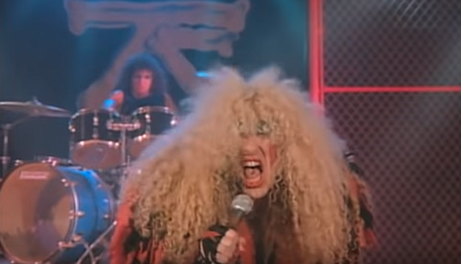 "Twisted Sister ""I Wanna Rock"" official video"
