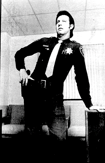 Von Dishong in court