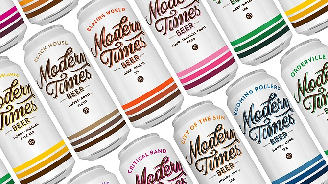 Modern times retail sales, including cans, account for 40-percent of its $30.5 million revenue in 2018.