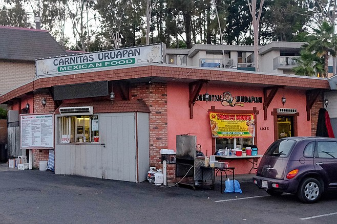 This small Mexican restaurant creates some of the best food in East County.