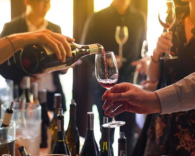 Rose Martellotto Wine In Santa Barbara.