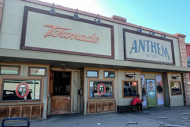 Anthem Vegan now operates out of Toronado beer bar.