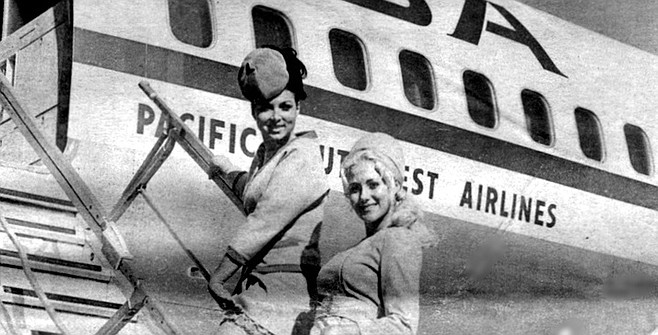 PSA had gained a nickname that was at once endearing and mordant: PSA was the go-go-airline.