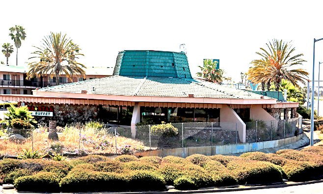 China Star Buffet on Mission Ave. has been vacant for over four years.