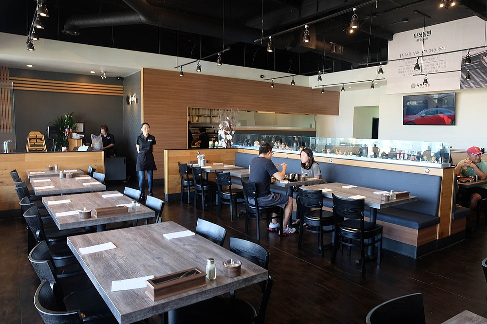 A stylish new Korean restaurant for restaurant-rich Kearny Mesa