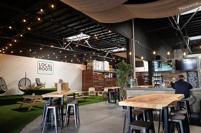 The Boochyard, North County's first hard kombucha tasting room