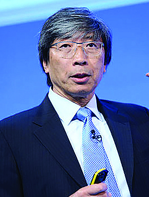 Union-Tribune owner Patrick Soon-Shiong isn't smiling anymore.