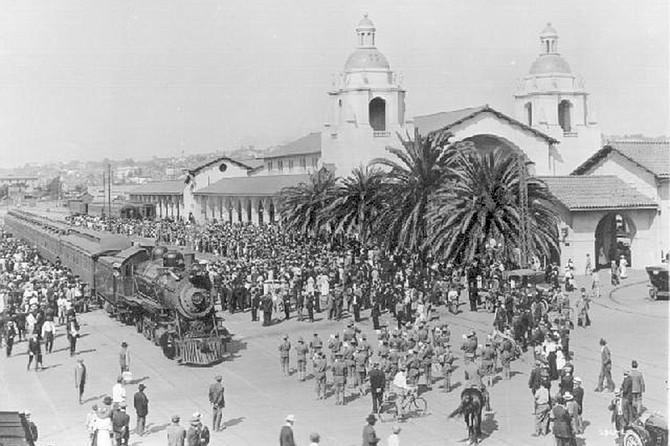 100 years of the San Diego & Arizona Railway