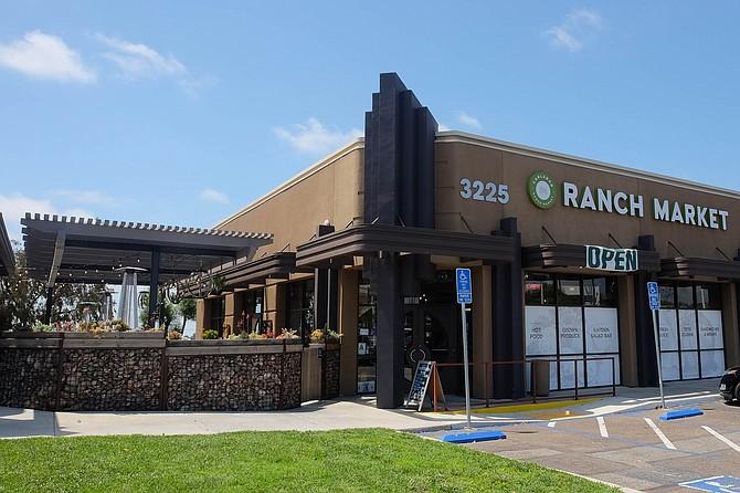 The Vista location of Carlsbad Ranch Market