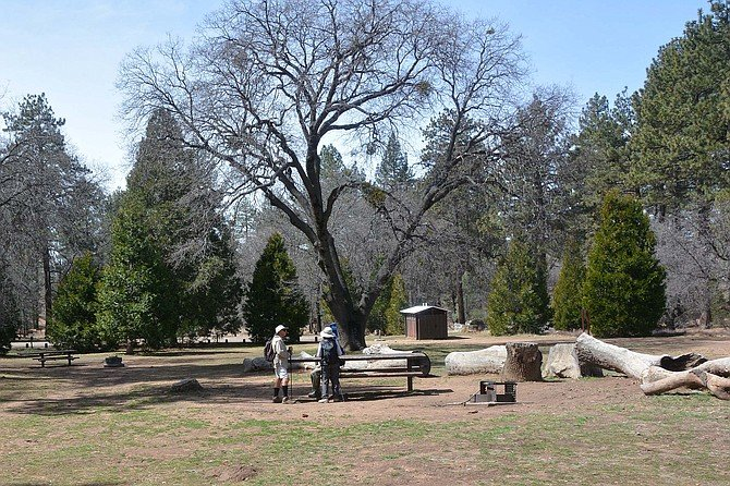 Horse Haven Campground is a good place to relax