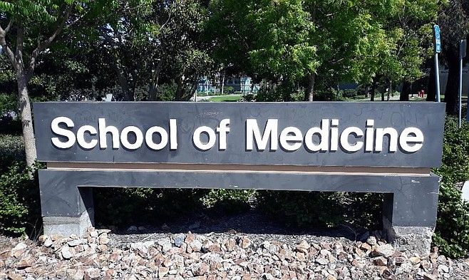 "UCSD medical school. ""We understand this is a very early stage."""