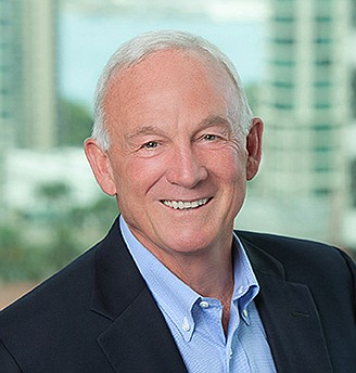 Former mayor Jerry Sanders chairs SDSU's  somewhat dysfunctional Campanile Foundation.