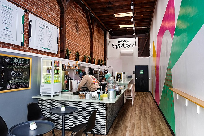 A toast-centric restaurant for North Park