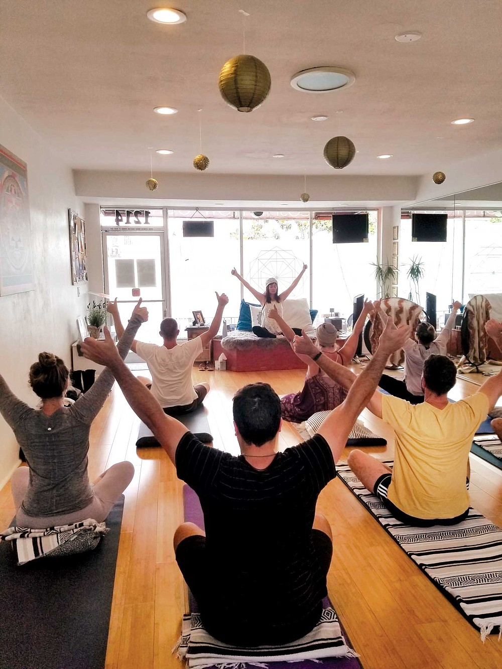 In Golden Hill, Cosmic Flow offers a free Kundalini Yoga Community Class every 2nd and 4th Saturday at 6 pm.