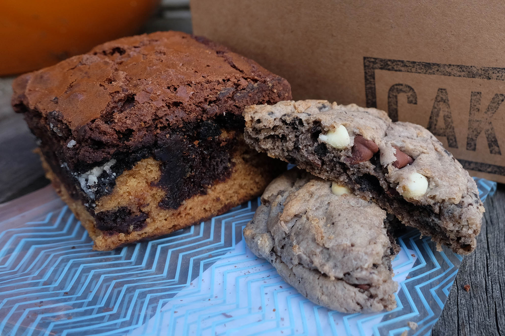 Your new favorite cookies are Caked