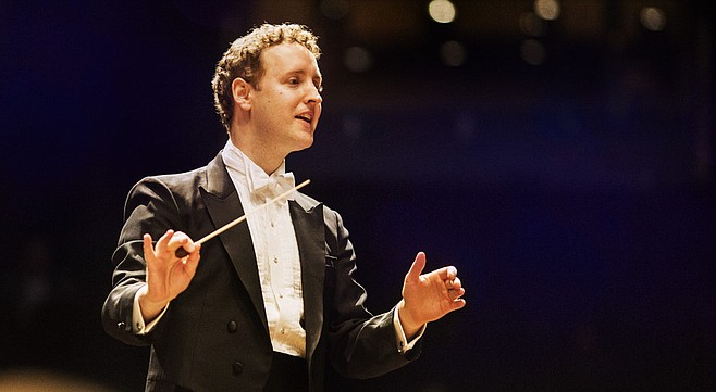 Maestro Francis explained that the tone of Mozart's Piano Concerto No. 21 is in the vein of opera buffa.