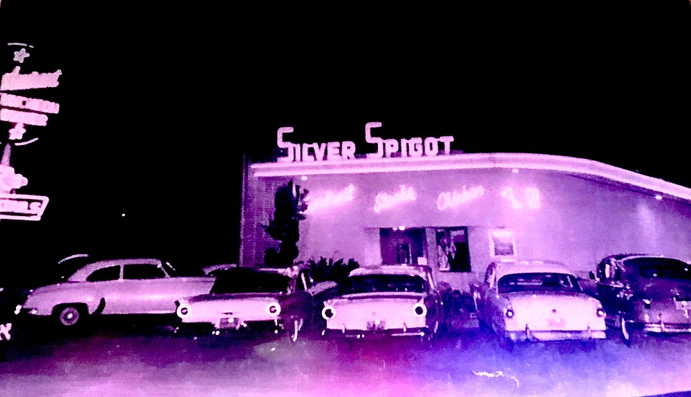 The oldest continuing Morena Blvd. business is the Silver Spigot.
