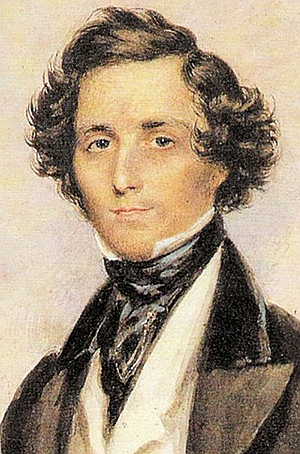 Mendelssohn composed Symphony No. 5 when he was 21.