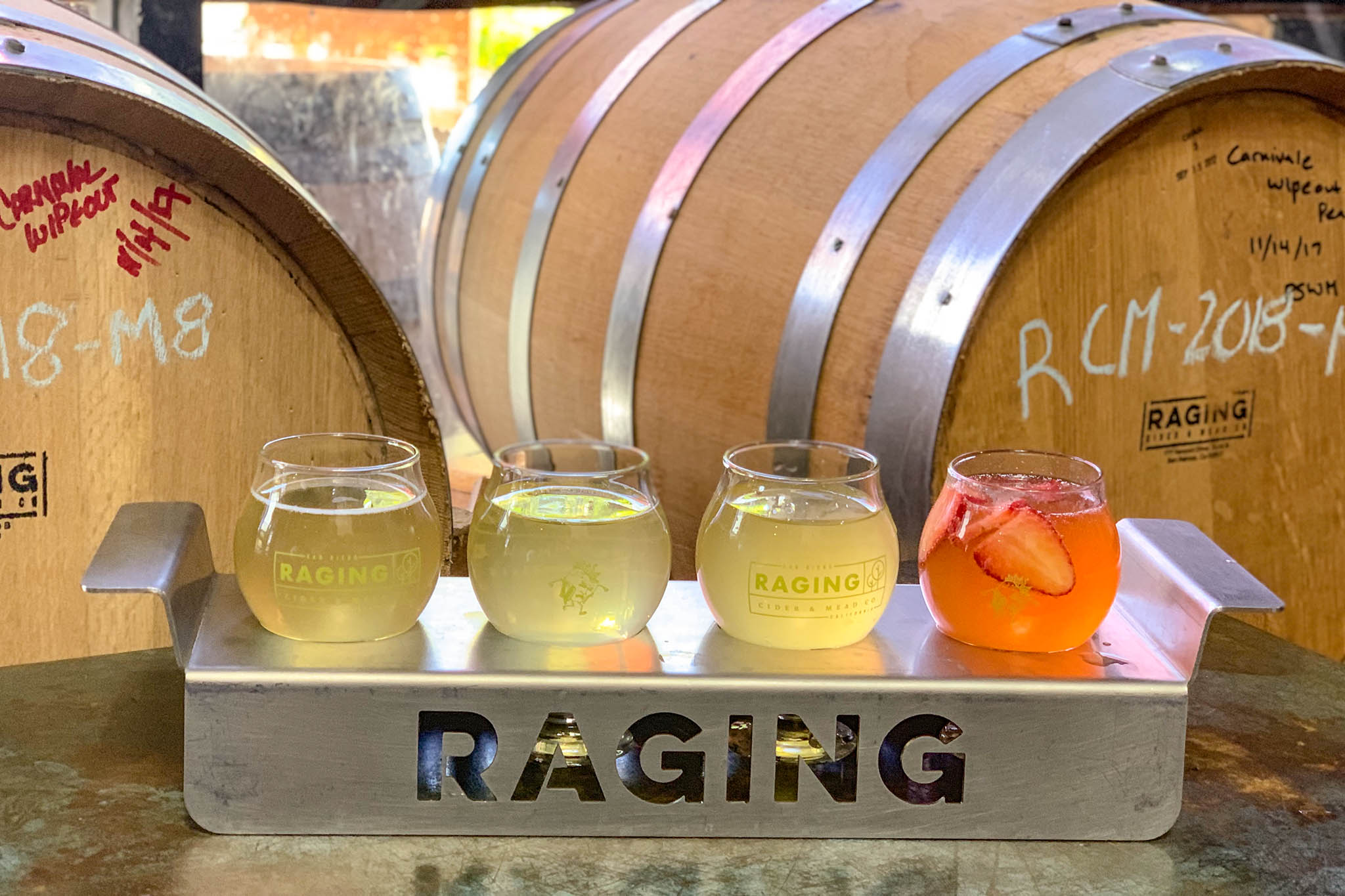 Raging Cider & Mead... and perry