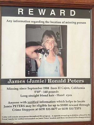 Jamie's disappearance attracted media attention because of rumors that a satanic cult was involved