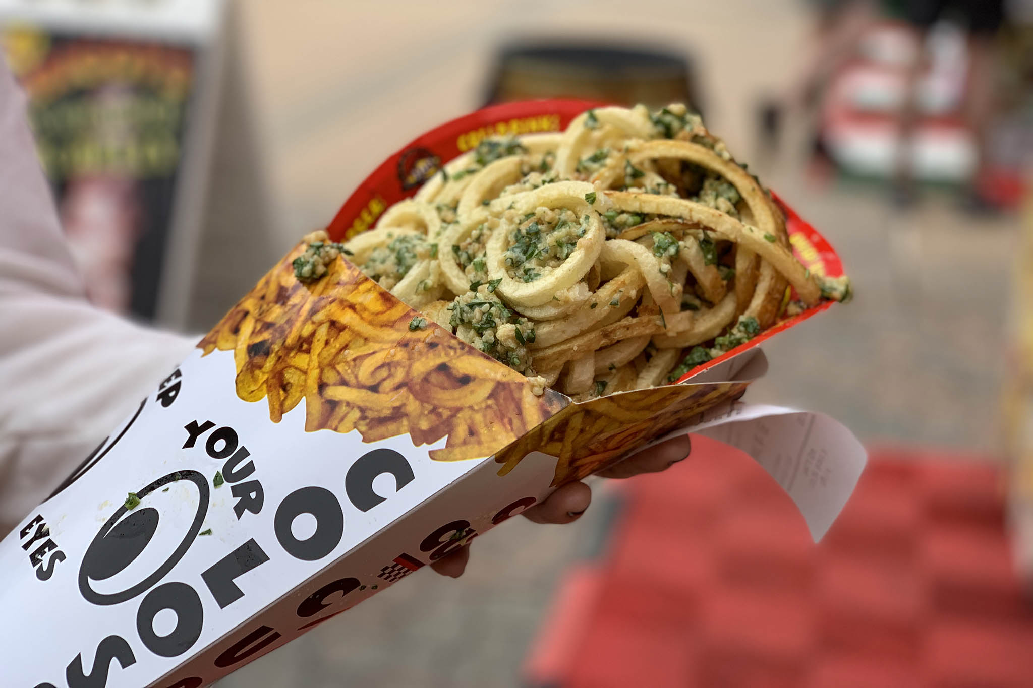 The highs and lows of San Diego County Fair food   San Diego