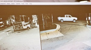 Images shown to jury.