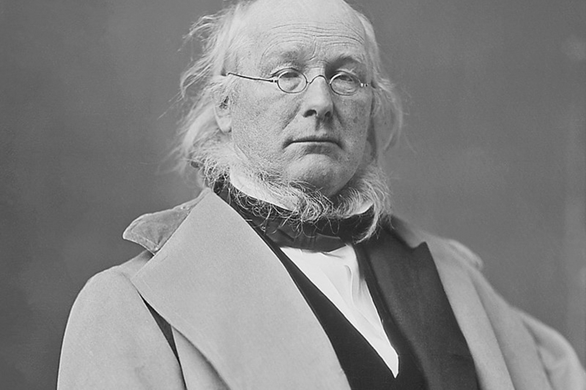 Horace Greeley: Universalist, founder of the New York Tribune, and defender of human rights