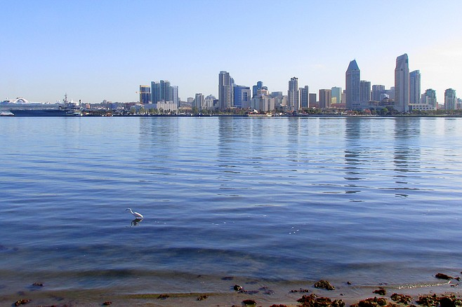 The future of San Diego bay