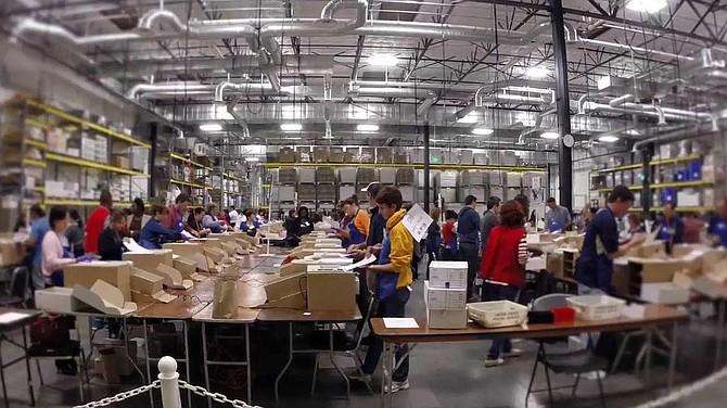 Behind the scenes at San Diego registrar of voters