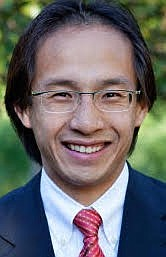 Registrar of Voters Michael Vu explained that burgeoning ballots were making San Diego's vote count the slowest of the state's 58 counties.